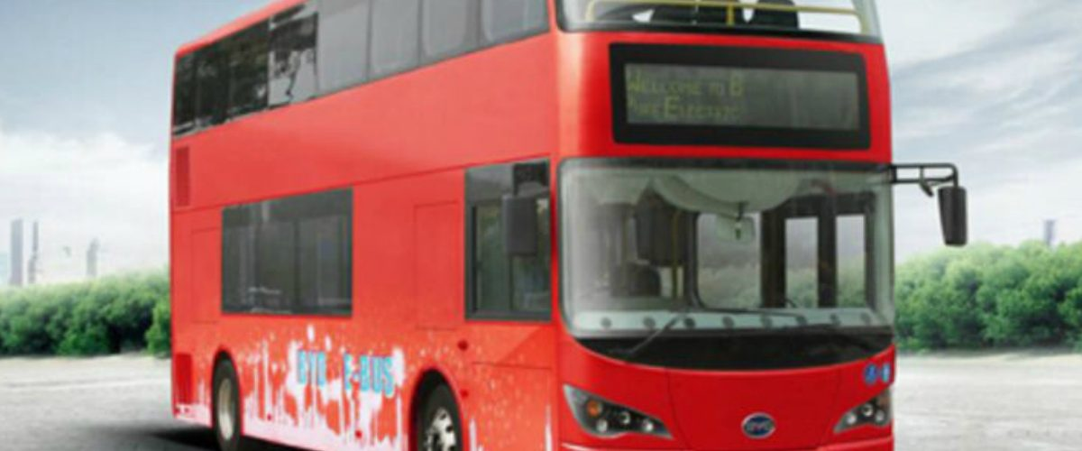 En 2018, avenida Reforma será invadida por autobuses de doble piso