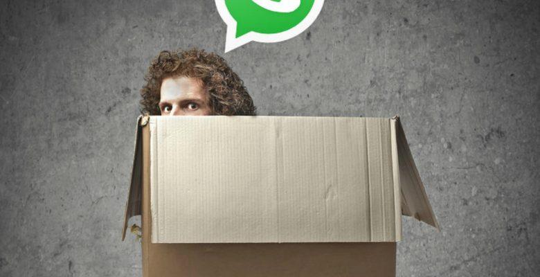 Por culpa de la nueva actualización de WhatsApp, todo mundo sabrá donde estás