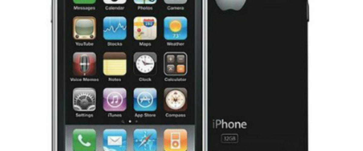 Mira cómo ha evolucionado el iPhone desde 2007 hasta hoy