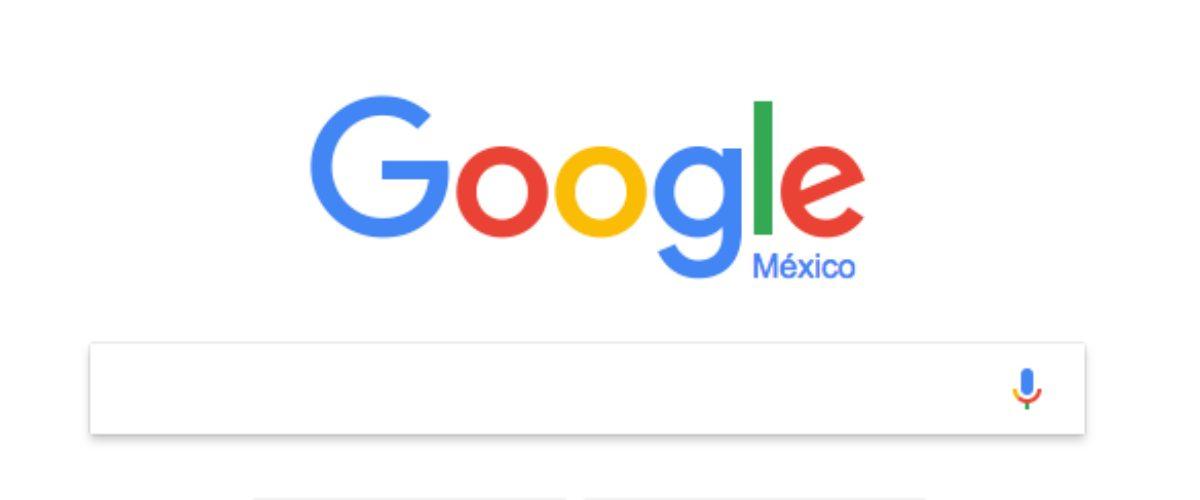 ¿Por qué Google México ha colocado un moño negro en su página de inicio?