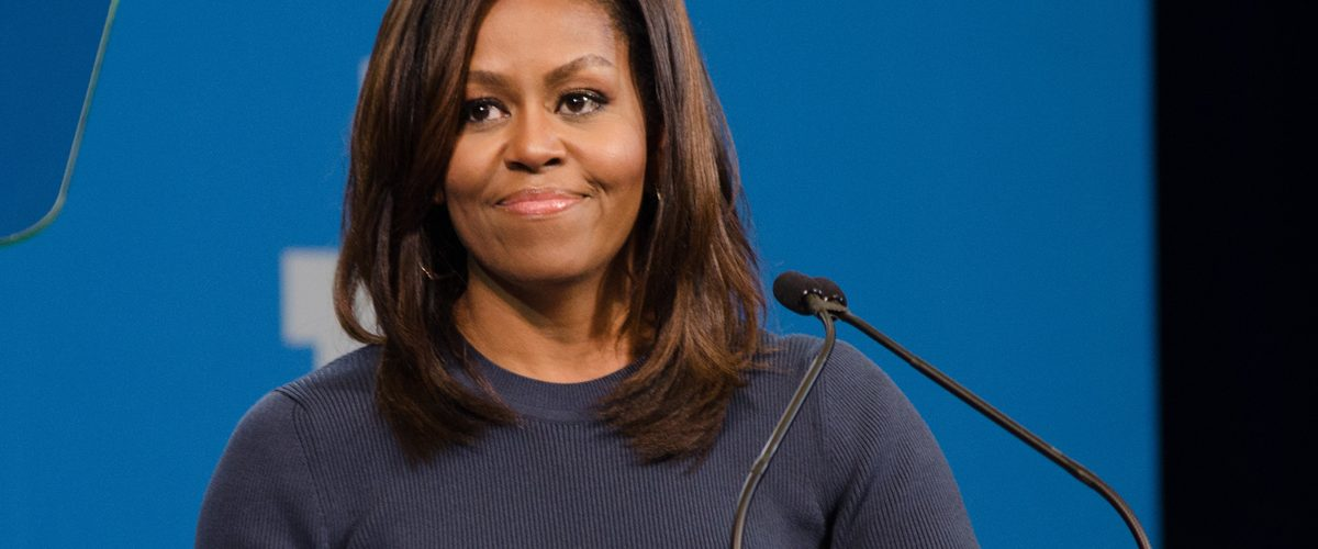 Wikimedia Commons y Facebook (Michelle Obama)