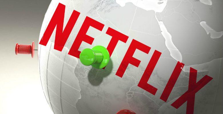 El crecimiento de Netflix en el mundo no se detiene
