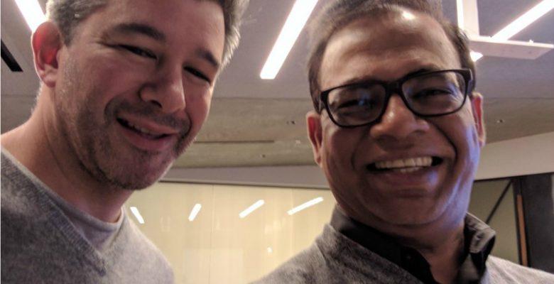 Uber 'le roba' dos de sus mejores empleados a Google