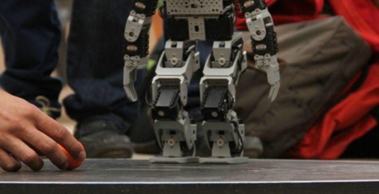 Mexicanos conquistan concurso de robótica en China