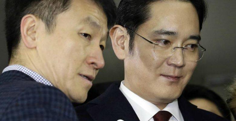 Crisis en Samsung: piden arrestar a su vicepresidente por corrupción