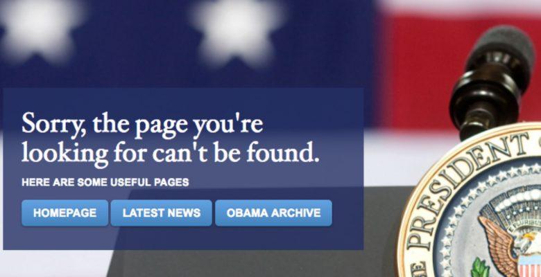 ¿Por qué Trump borró la página de la Casa Blanca en español?