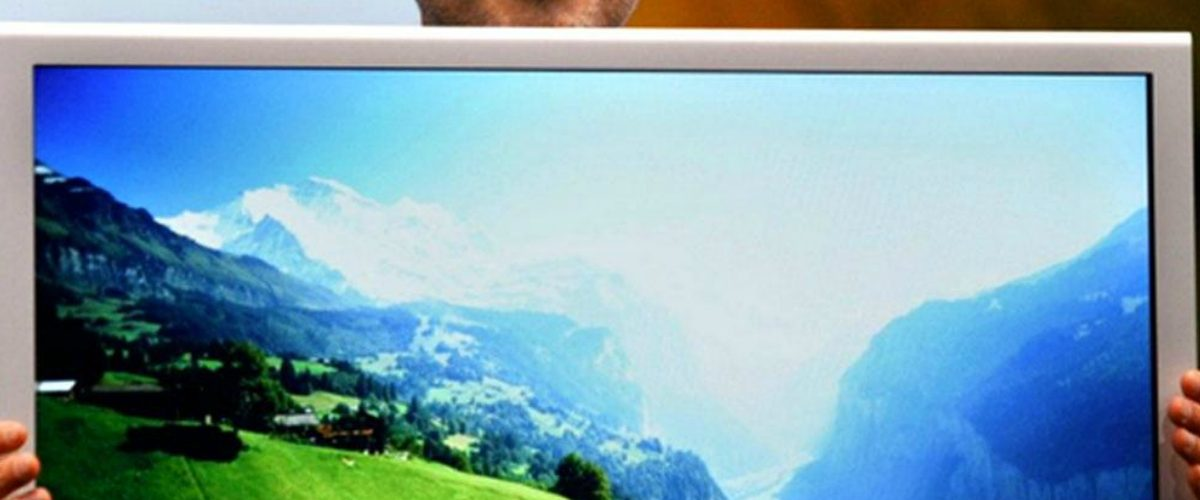 ¿Verías una serie de televisión hecha por Apple?