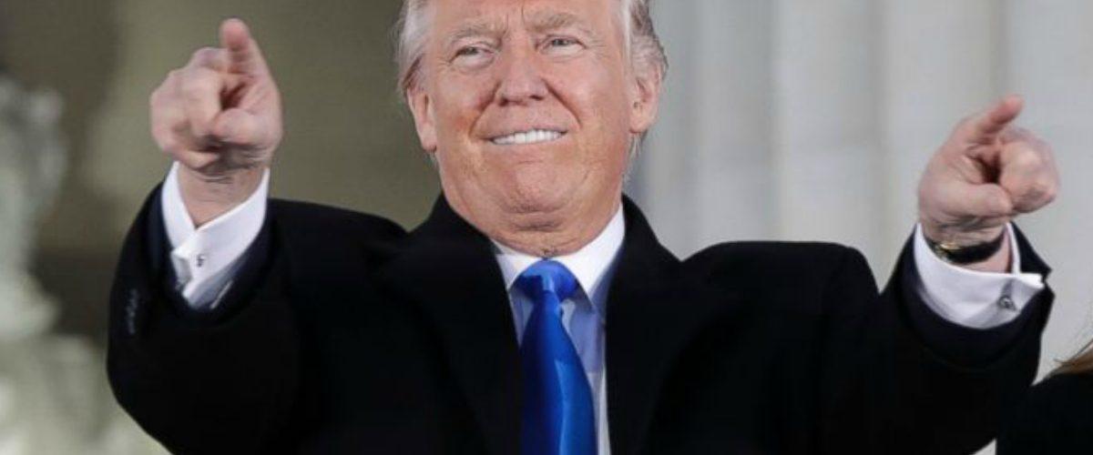 ¿Cuánto costó la Inauguración de la presidencia de Donald Trump?