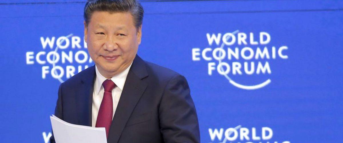 El presidente de China pide ir en contra del 'proteccionismo de Trump'