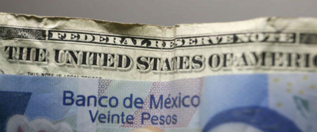 ¿Qué pasó con el peso mexicano después de Trump?