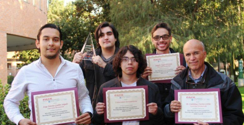 Mexicanos triunfan en certamen internacional de manufactura automotriz