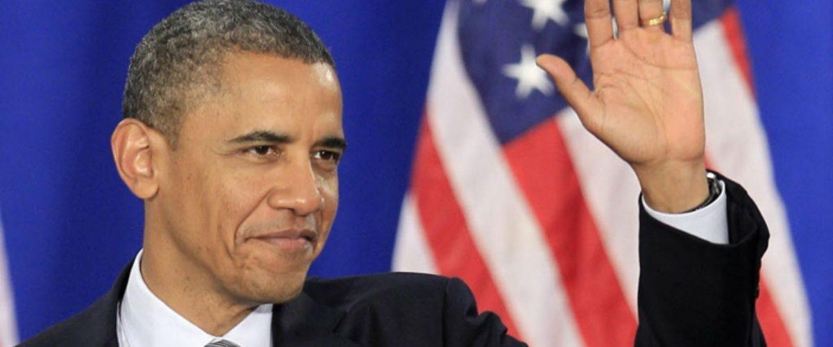 Así se despide Obama de la Casa Blanca