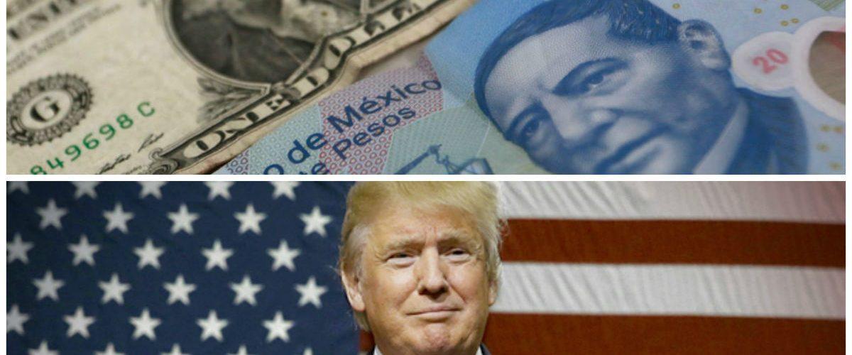 ¿Qué pasará con el peso mexicano ante la llegada de Trump?