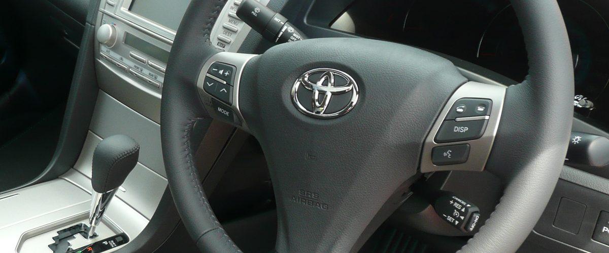 Toyota responde a la amenaza de Trump