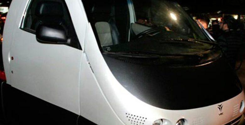 Ingenieros mexicanos desarrollan vehículo eléctrico de carga