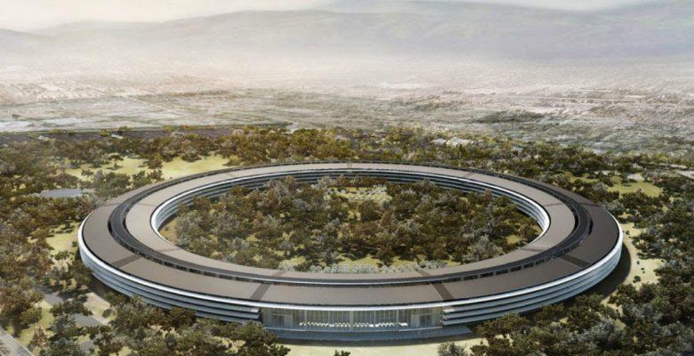 El nuevo campus de Apple abrirá en abril y cualquiera podrá visitarlo