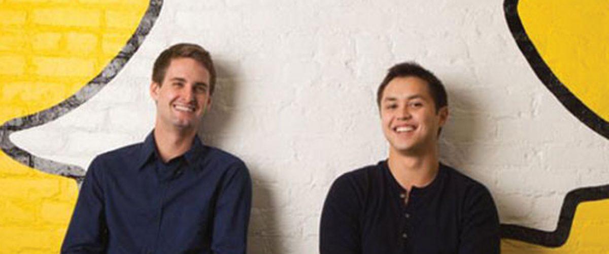 Esto es lo que ganará el fundador de Snapchat cuando su compañía debute en la Bolsa