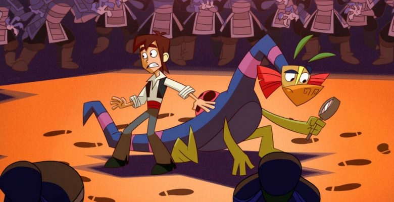 Netflix le apuesta al talento nacional para lanzar su primera serie animada mexicana