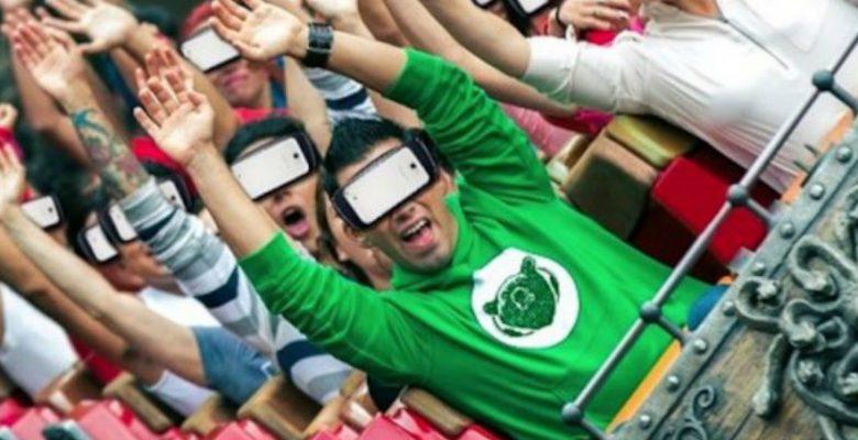 Samsung inaugura la primera montaña rusa de realidad virtual de México