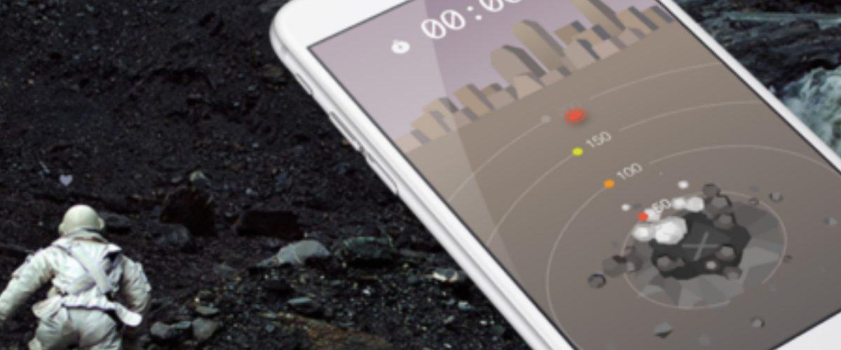 Esta app móvil podría ser tu pase para viajar gratis al espacio