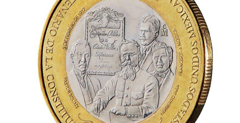Banxico creó un nuevo billete de 100 pesos por el centenario de la Constitución