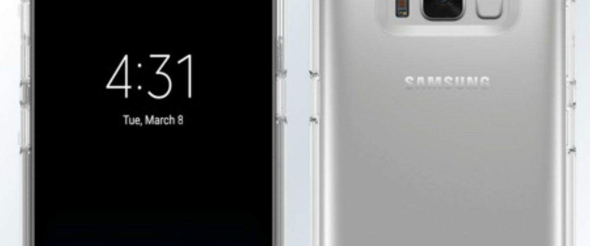 Se filtraron todos los detalles (fecha de salida incluida) del Galaxy S8