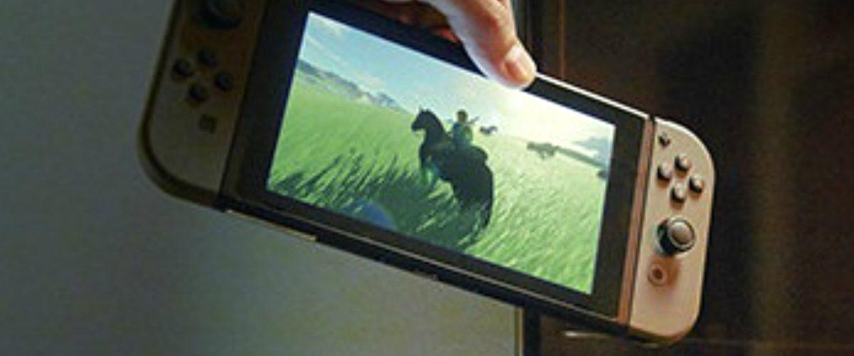 Memoria interna del Nintendo Switch decepciona: apenas le cabe un juego