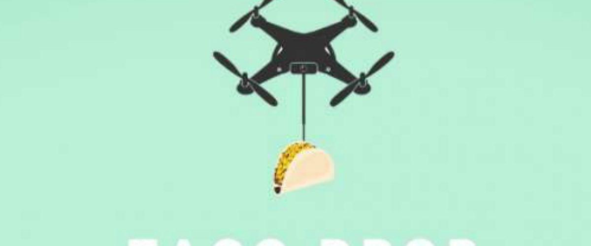 Mexicanos 'le dan la vuelta' a los drones para que entreguen ¿tacos?