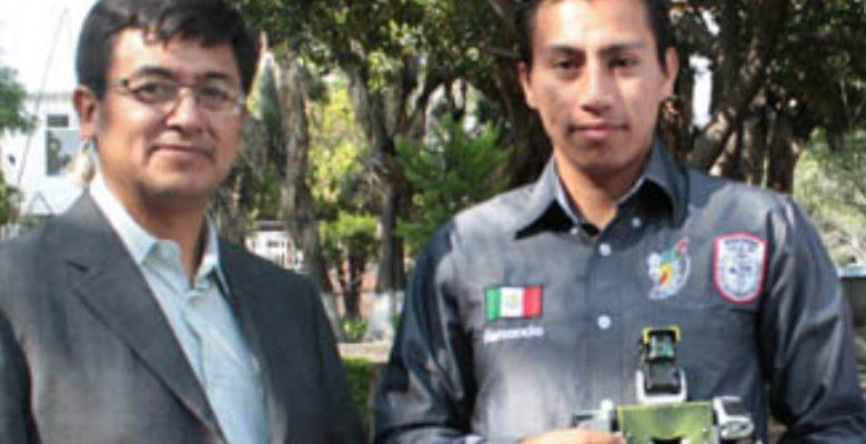 Mexicanos vuelven a destacar en un concurso de robótica en China