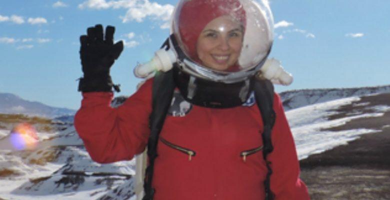 Ella es la mexicana que siguió su sueños y ahora trabaja en la NASA