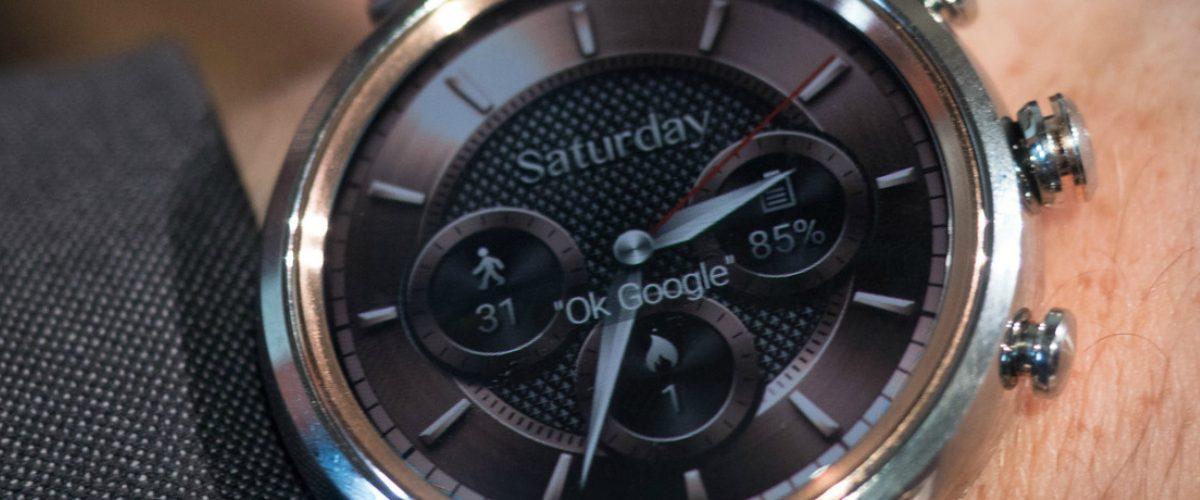 Este es el precio en México del Zenwatch 3, el smartwatch más elegante del mercado