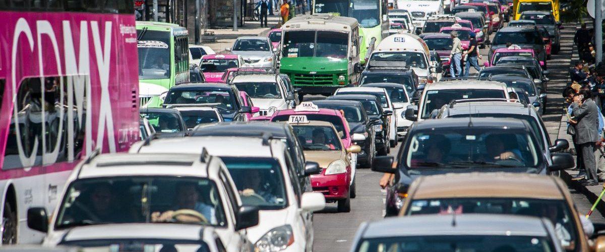 CDMX, la ciudad con el peor tránsito del mundo