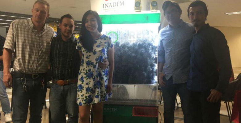 Estos veracruzanos encontraron la solución al problema de la contaminación