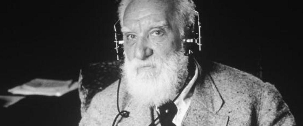 Las inquietantes predicciones de Alexander Graham Bell sobre el futuro que ya se cumplieron