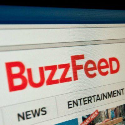 BuzzFeed podría volverse pública el año entrante
