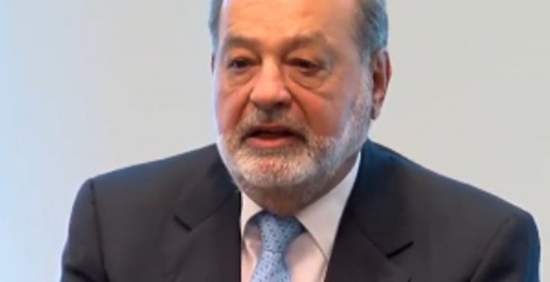 Carlos Slim pierde 16,000 mdd por culpa de Trump (pero gana en popularidad)