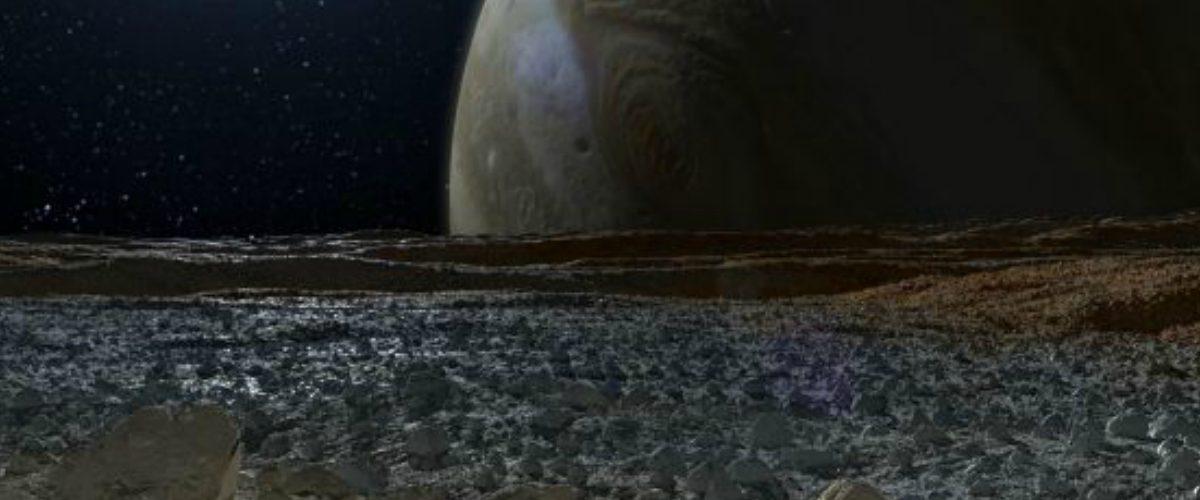 El mundo se queda sin aterrizar en una luna de Júpiter por culpa de Trump