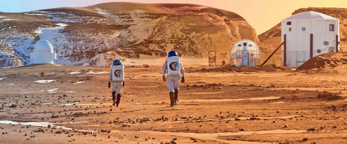 Este es el plan de la NASA para que los humanos puedan vivir en Marte