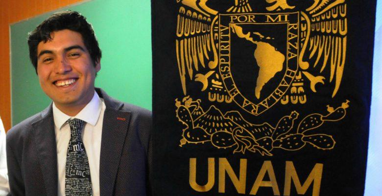 Estudiante mexicano que creó un acelerador de partículas dará charla en Suiza