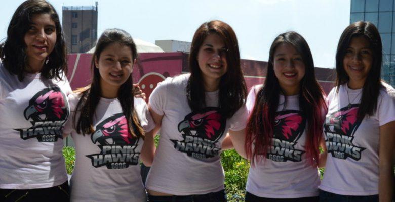 Ellas son las mexicanas que nos representarán en un concurso internacional de robótica