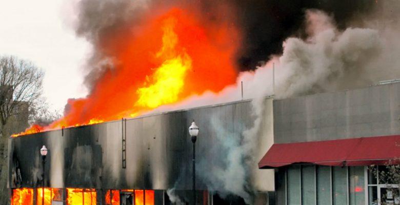 Incendio en una tienda de Samsung empaña el lanzamiento del Galaxy S8