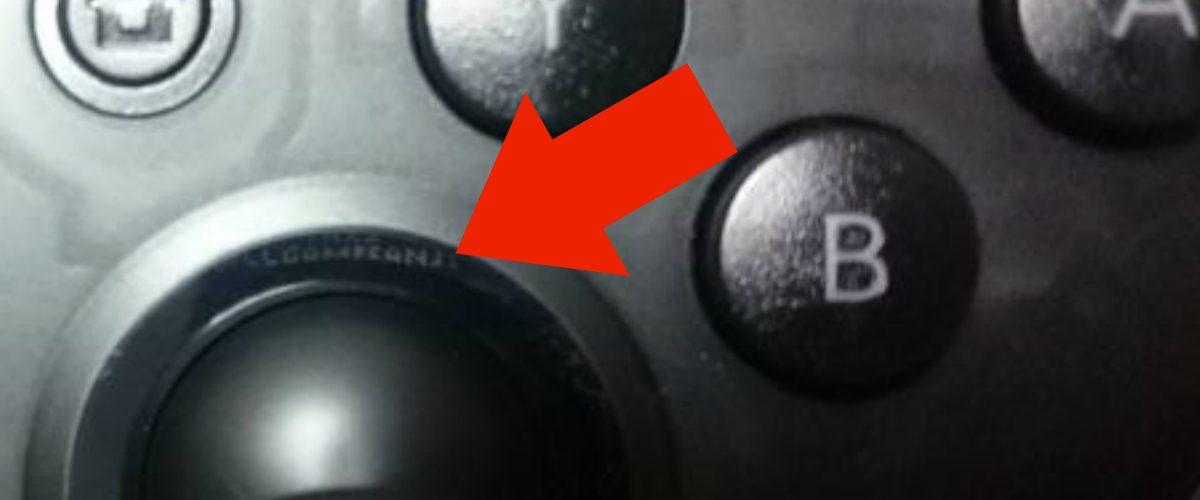 Nintendo agradece a sus fans con un mensaje oculto en el control del Switch