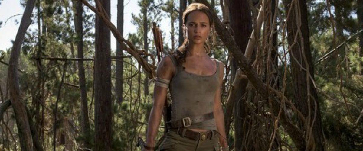 Van a 'rebootear' las películas Tomb Raider de Angelina Jolie