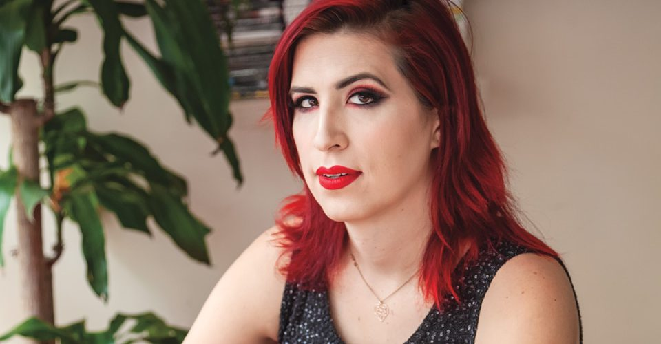 Ophelia Pastrana, emprendedora, youtuber y mujer trans