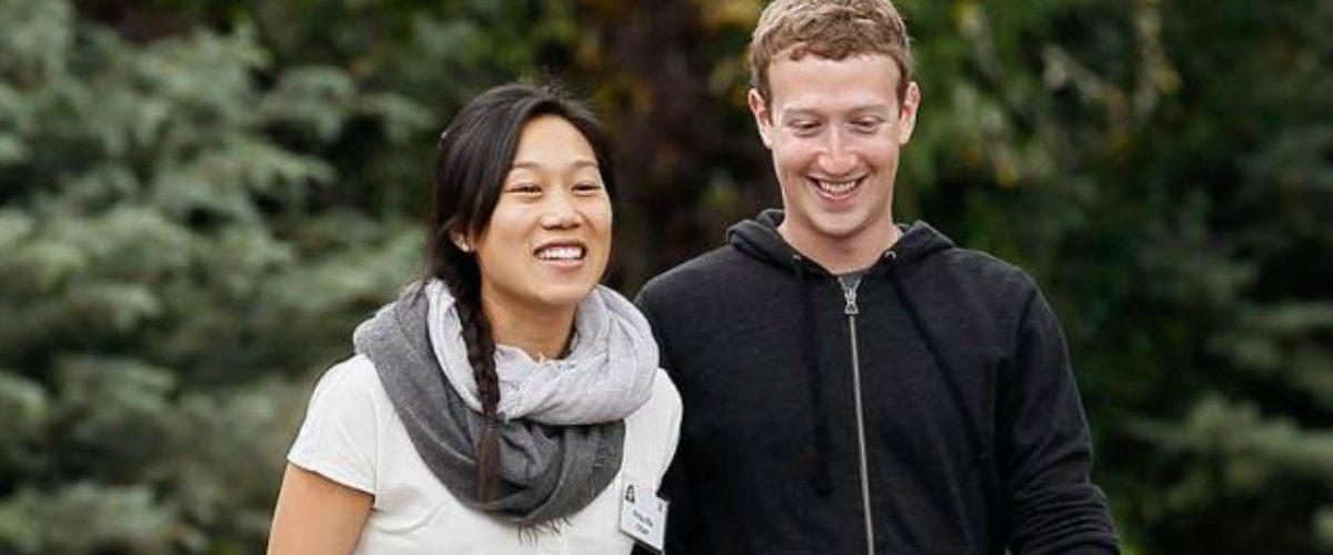 El fundador de Facebook y su esposa se vuelven a embarazar