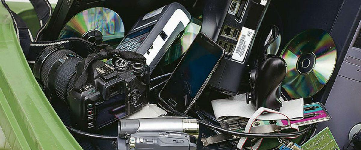 ¿Tienes basura electrónica? El Politécnico está listo para recibirla
