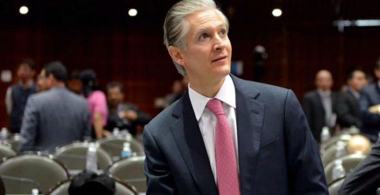 Alfredo del Mazo ya es candidato del PRI en Edomex