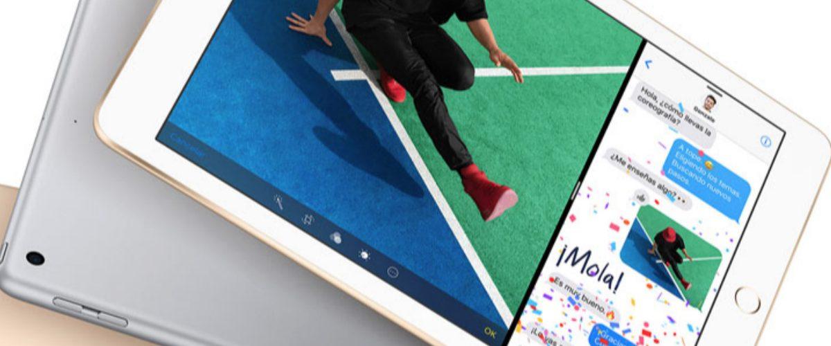 Los nuevos iPad son mejores que los anteriores… pero más baratos