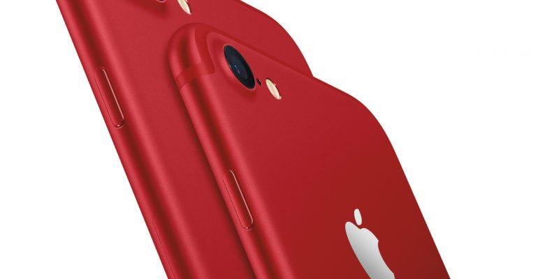 iPhone RED es la nueva presentación del último teléfono de Apple
