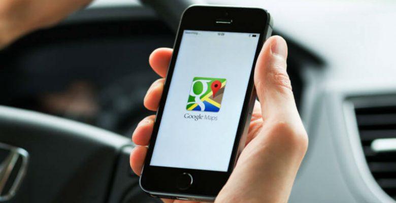 Esta nueva función de google maps hará feliz a las parejas celosas